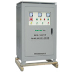 DBW/SBW series single-phase and three phase full-automatic compensation power voltage stabilizer(hereafter call voltage stabilizer) is a contact adjustable stabilizer,application when outside electricity power fluctuation or load power all time difference rebellious voltage fluctuation,this stabilizer can automatic keep output voltage stabilization,this series products compare with other stabilizer have as follow feature:have big capacity,efficiency very high, non-lack fidelity in wave distortion,the voltage adjustable balance,self-cooling and successively working for long period and long service time,can endure instantaneous over-load,as well as transferring between manual control and automatic control system,besides it is  provided with protection over-voltage,over-load(over-current),lack phase or phase fail,phase sequence protect and mechanical breakdown automatic protect,EMI and surge protector and has following merites:small volume,light weight.convenient installation and reliable running and so on(pin meter display and digital display)